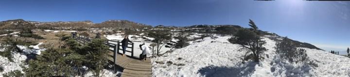 2019第一场雪,轿子雪山等你来耍!各位猪年快乐