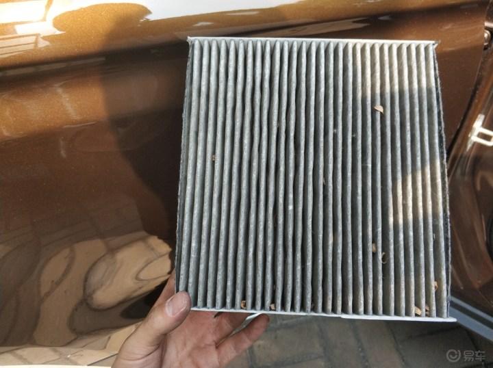自已动手,丰衣足食,给博越更换空气虑芯和空调虑芯