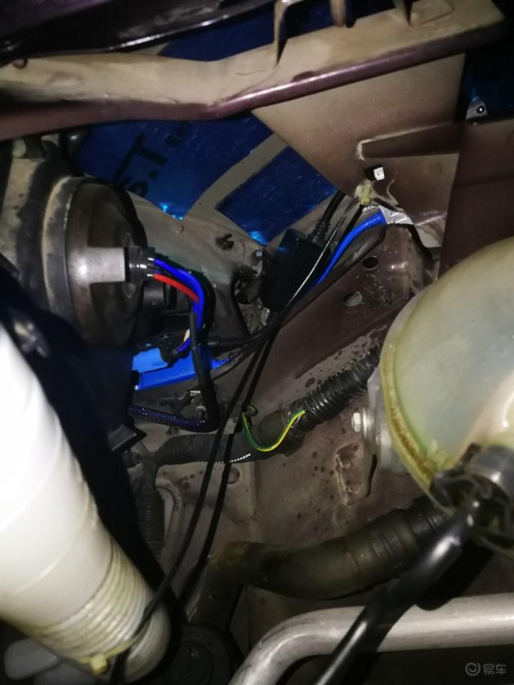 再补一篇养护没,发动机舱深度清洁