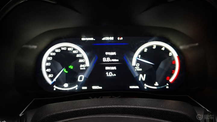 WEY你而来——魏派VV6超豪版1500公里用车报告