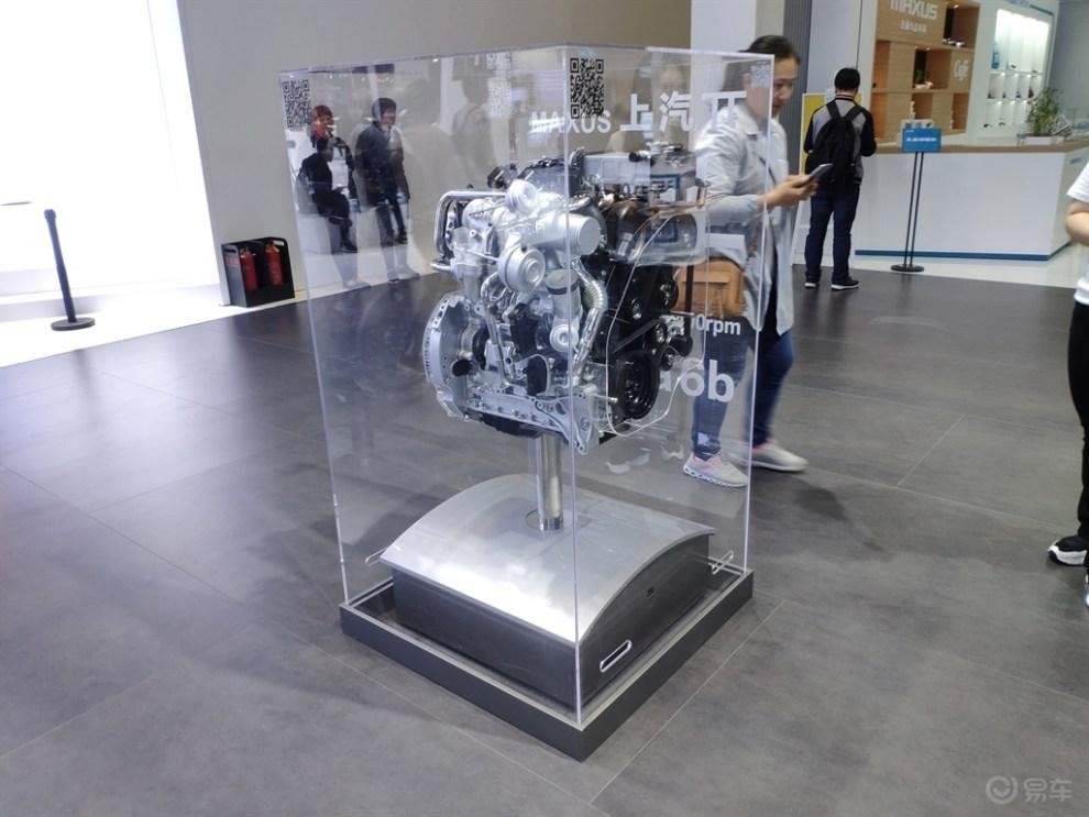 """上海车展作业整理,聊聊新款柴油机""""上汽π"""""""