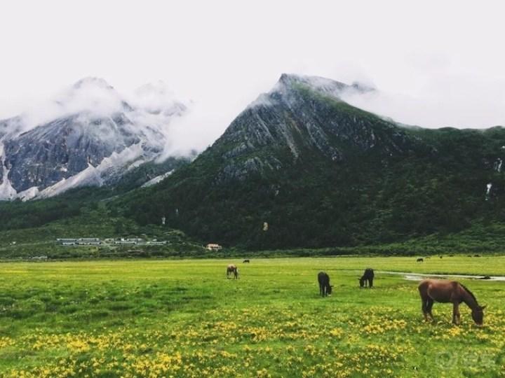 川藏线上的最后一片净土,心中的圣地