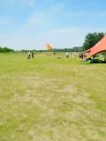 参观滑翔基地训练营