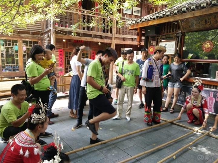 激情六月,相聚阿谋,赏侗族风俗文化