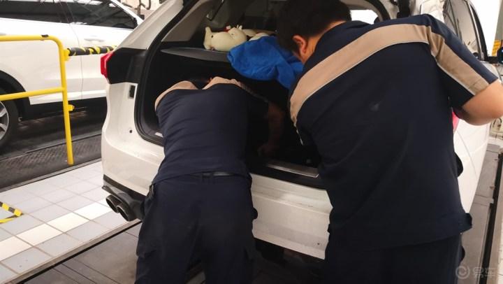 长城豪华SUV魏派VV6超豪版首保!