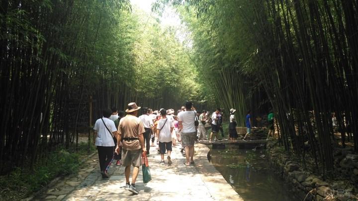 中国十大最美乡村之—,竹泉村一日游