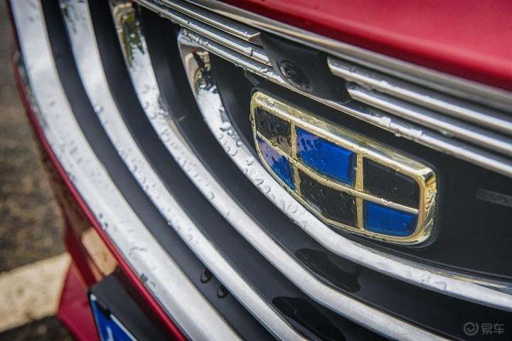 下雨就当洗车了,终于给我碰上一次下雨前没洗车的日子