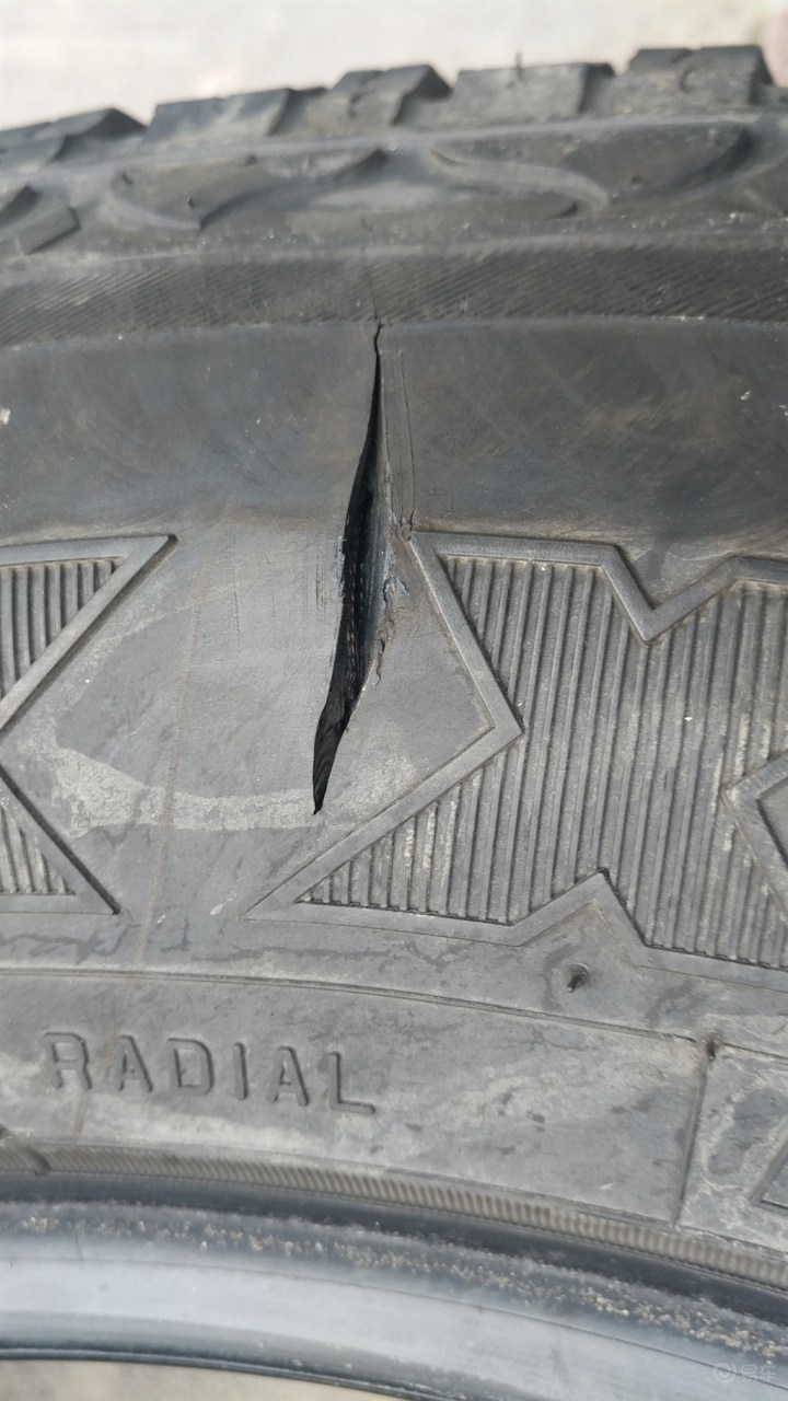 大通D90原厂AT胎深度剖析
