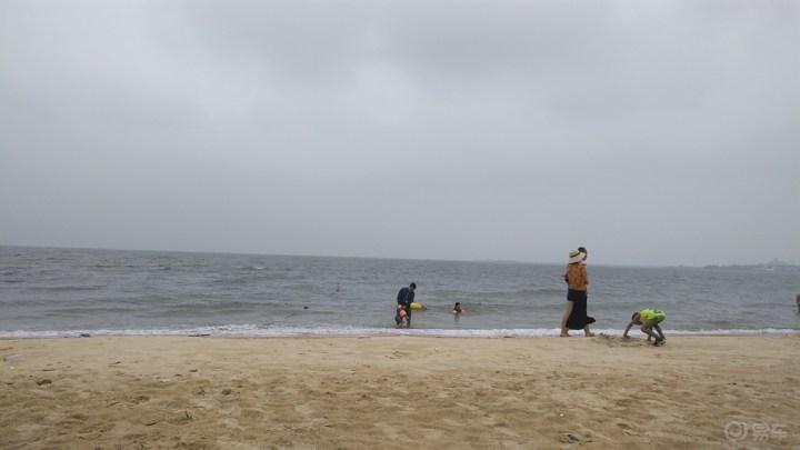 莱州三山岛避暑、吃海鲜