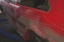 我的高尔首次高速事故——发生在新年第一天