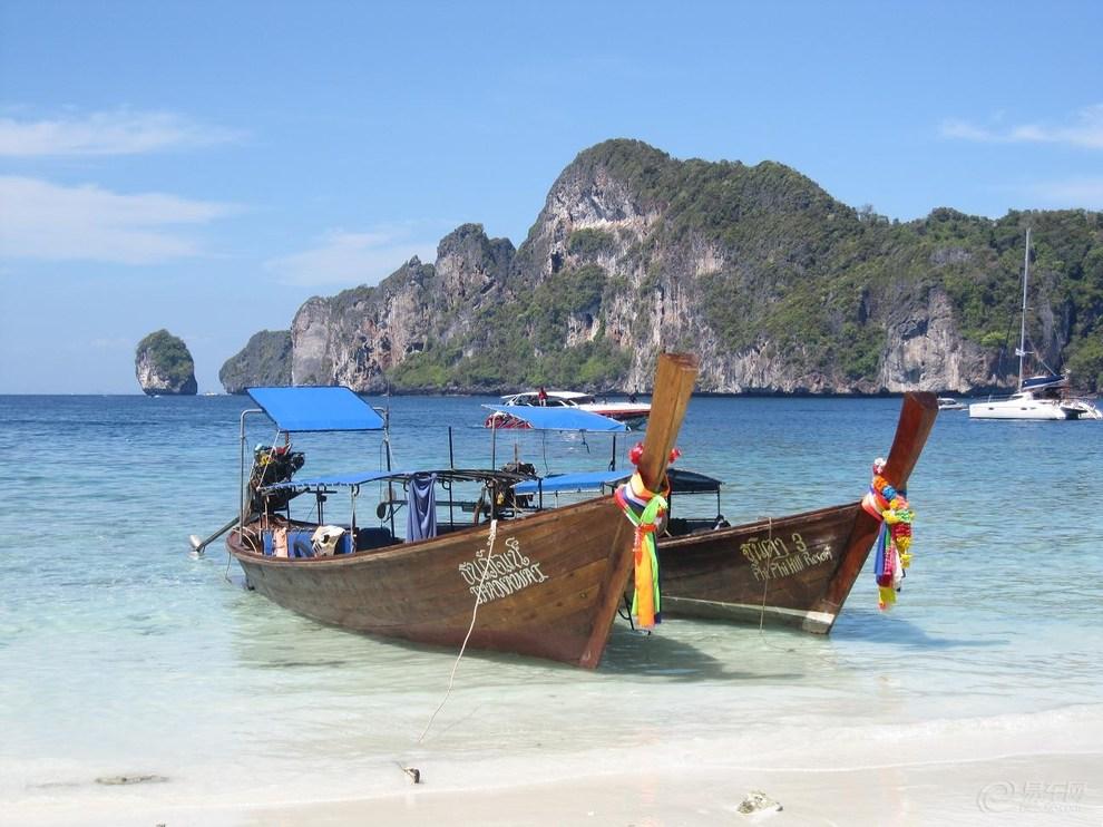 泰国普吉岛美景