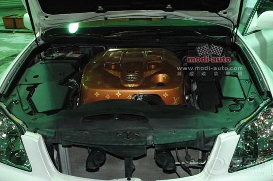 04年v6丰田3400发动机电路图