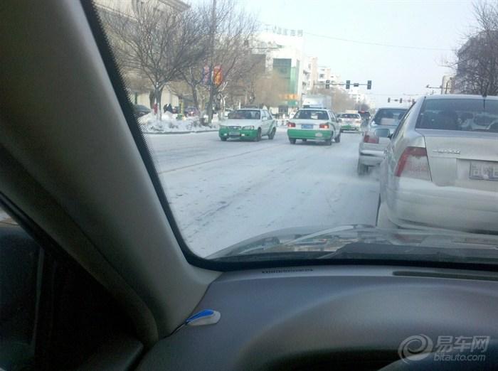 丰田4500跪地直播 加冰雪四平多图 说日本车质量好的看吧高清图片