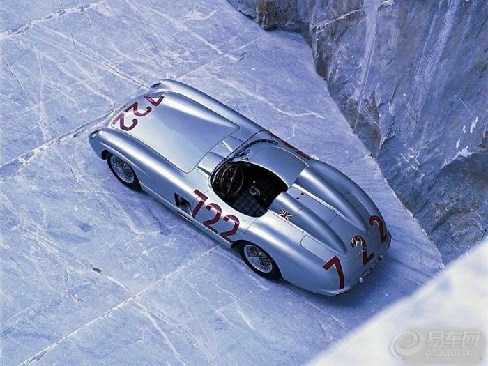 五花八门看车坛 价值2.9亿的奔驰SLR