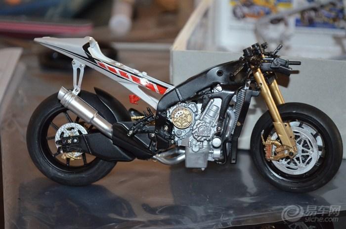 【田宫摩托车模型 14115