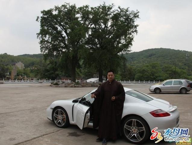 原帖由至尊VIP于2012-4-17 20:56:08发表 你们到石家庄市赵县白琳禅寺 方丈开的就是保时捷 卡宴