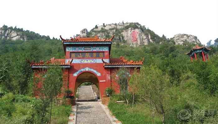 山东枣庄龟山风景区