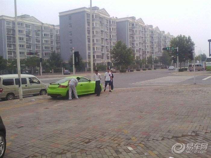 奥迪tt 汽车论坛高清图片