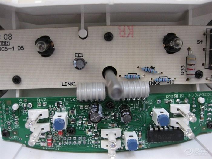 带小指示灯的柔性电路板