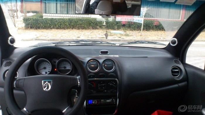 宝骏乐驰1.2顶配全车隔音加音响升级
