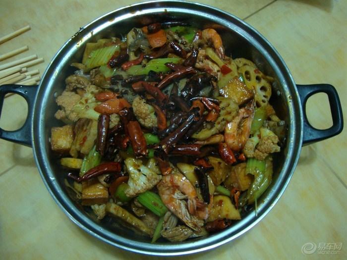 【【河北版小花第一期】自做美食---麻辣香锅】找美食美食仙图片