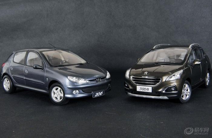 模型回顾历史 十二 东风标致12款模型一览 原厂 中国 Original 原厂 高清图片