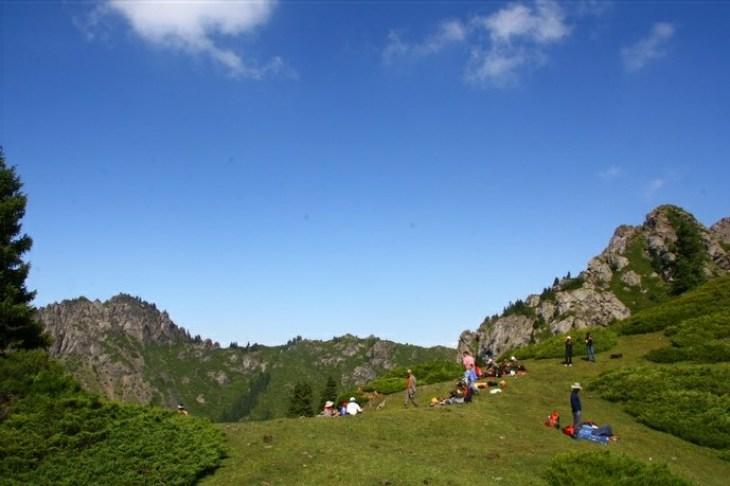 1990年6月,乌鲁木齐南山风景区已正式被新疆维吾尔自治区人民政府公布