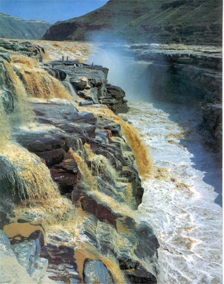 宜川县位于陕西省北部