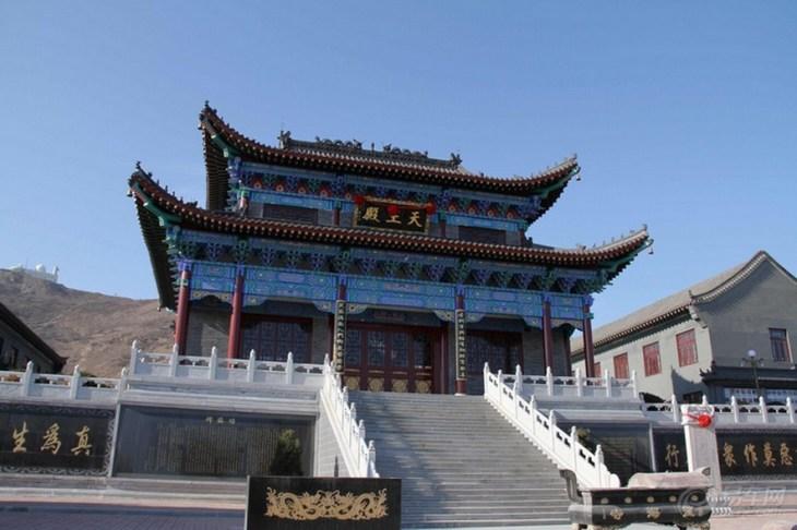 易车网 自驾游 目的地 河北 秦皇岛 祖山 望海寺   11张照片 目的地
