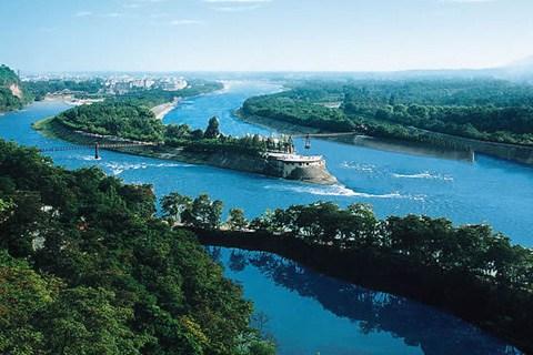 都江堰图片