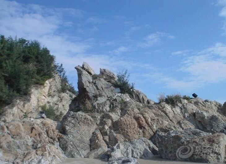 琅岐岛为亚热带海洋性气候,四季分明,田园风光.