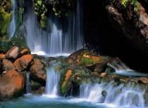 螺髻山大峡谷温泉瀑布 一游