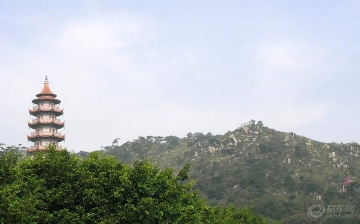 6张照片 目的地介绍 2005年元旦,位于汕头市澄海区莲上镇塔山风景区的
