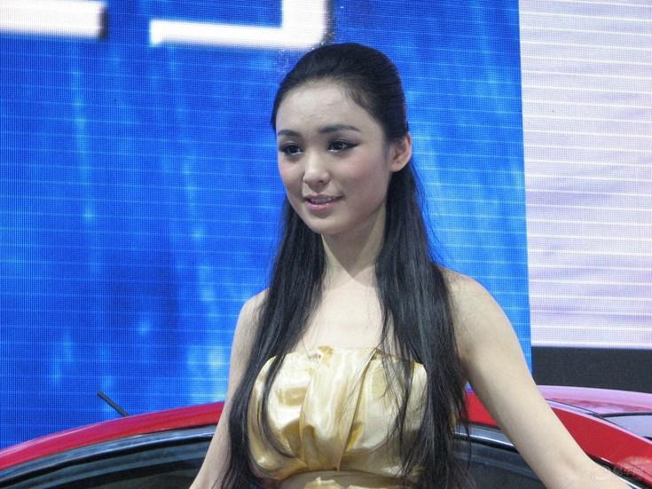 2010北京车展之美女