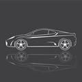 现代拉力车:高颜值外观,气场十足的造型设计,功能性好